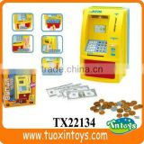 ATM machine toy ATM bank money saving boxes toy