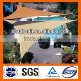 100% HDPE Material UV Block 5 years sun sail for Outdoor/Garden Sunshade, Breathable Fabric With Many Fashionable Colors