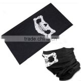 Cheap Cycling Black Skull Bandanas Mask