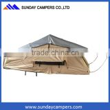 4x4 Auto parts car Roof top tent for camping