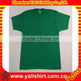 Wholesale cheap comfort crewneck blank mix size casual men short-sleeve t-shirts cotton modal