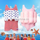 Children's Adjustable Float Suits Learn To Swim Aid Floatsuit