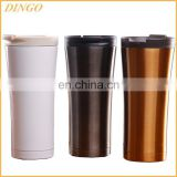 304 double wall wholesale travel coffee stainless steel thermos car mug