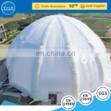 TOP inflatable tent white dome tent big marquee for wedding event party