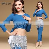 T-5145 Modal modern fashion practice belly dance costumes yoga costumes