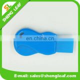 Special Shape Plastic USB flash drive for sale