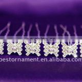 Wedding Crystal Butterfly Hair Pins