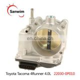 Throttle Body for Toy-ota Tac-oma 4Run-ner 4.0L 22030-0P010