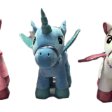 Stuffed animals toy unicorn plush toys