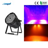 ASGD 54 RGBW 4in1 Aluminum Led Par Lighting  professional stage lighting performance lighting