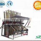 Hydarulic clamp carrier press machine composer
