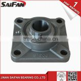 SAIFAN Bearing UCF320 Pillow Block Bearing UC320 Ball Bearing With F320 Solid Steel Block
