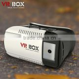 Google Cardboard VR BOX Virtual Reality 3D Glasses google 3D VR Box For Samsung Galaxy S 6 5 4 ANG