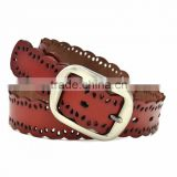 Fashion lady PU belt/women belt