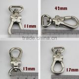 4.5CM High quality Zinc alloy dog hook luxury hook Purse Hook, Metal Key Hook, Strap Hook, Chain Hook, Purse Hardware