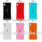 China Supplier Slim Mobile Phone Cover iFace PC-TPU Case For Sony Z5