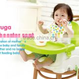 baby booster dining kids seat with easy cleaning dining plate