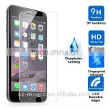 Hot Selling Tempered Glass Screen Protector for iphone 6 and 6 plus