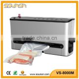 2016 innovative Sounon Band Food Packaging Sealer Machine for Home Use with Plastic Container Seal Machine Mini