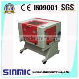 China Best price small size baseball bat laser engraving machine 60w