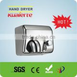 Stainless Steel Hand Dryer with CE,Dry hands instantly automatic sensor hand dryer K2503
