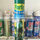 leaf shine spray for plant and foliage