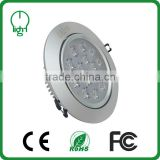 Hot Selling CE ROHS FCC Energy Saving Long Life Super Bright 15W Led Sensor Ceiling Light