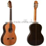 Musoo brand 39'' classical acoustic handcrafted guitar(MC160)
