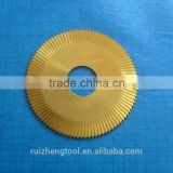 key cutting tool_HSS-Ti key cutting blade for wenxing 202-A&202-C car key duplicating machine