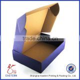 Custom Tuck Top Corrugated Cardboard Paper Box                                                                         Quality Choice