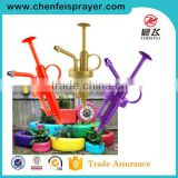 Custom plastic flower trigger sprayer pump