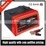 12V Battery Charger Dynamo Charger,2/6/10A Automatic Battery Charger For Lead-acid Batteries