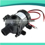 Hot sale 700L/h 8M mini dc 24v submersible water pump high pressure for water for circulaton