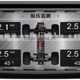 015 Shenzhen top supplier wireless DIY tire pressure monitoring system, tpms, tyre tpms with external sensor