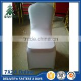 White Spandex Party Chair Covers For Wedding                                                                         Quality Choice