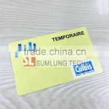 NFC Hotel Key Card, Paper NFC Card, Most fashion popular advanced RFID Hotel Key Card. Accept Full Customization