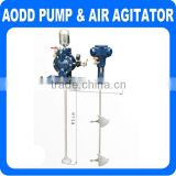 3/8 inch AODD Pump & Air Mixer For Agitating 200L Barrel