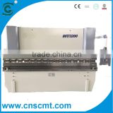SCMT European CE Standards 80T CNC Hydraulic Press Brake for 2500mm Steel Sheet Bending machine
