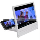 Mobile phone LCD LED screen magnifier bracket screen magnifier Enlarge stand Cellphone Magnifier