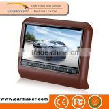 2014 best selling 9 inch headrest mount car dvd player for fiat grande punto evo                                                                         Quality Choice