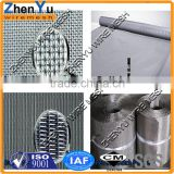 anping factory products Stainless Steel Wire Mesh Square Opening diamond mesh( 25 years experience)