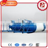 Serviceable sheet type 100 ton steel cement silo,disassembled cement silo for sale with CE approved