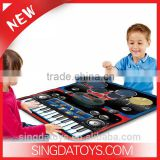 New Product 2 In 1 Baby Music Carpet