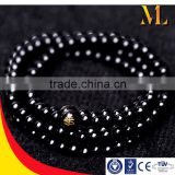 MLJ-191 Fashion black/red Buddhist Prayer Beads Bracelet jewelry accessory gift for Men's /Women