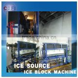 Big edible ice block makers for sale, ice block plant