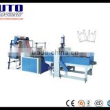 Automatic High Speed T-shirt plastic bag making machinery manufacturer