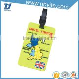 Label holder luggage tags pvc