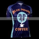 Blue moon custom team specialized cartoon cool dry cycling jersey