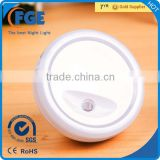 Motion Activated LED Sensor night Light /Bathroom Flush Toilet Lamp