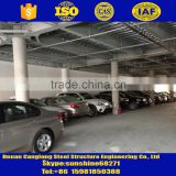 prefabricated steel structure portable car garage tent